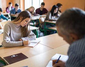 Irlanda en Inglés estudiantes